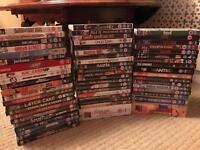 Job lot of dvds