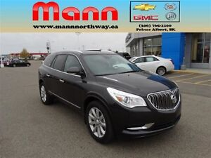 2016 Buick Enclave Premium - Pst paid, 6,000 km, Heated/cooled s