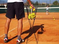Professional tennis coaching in Central London - Any level / Any age