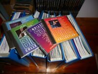 The Complete Blues Collection ORBIS 90 X CDs + MAGAZINES IN BINDERS £70