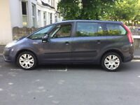 09 CITROEN GRAND PICASSO 1.6 VTI LX 7 SEATS, 1 OWNER FROM NEW