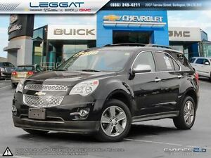 2013 Chevrolet Equinox 2LT w/ ONLY 83K! *LEATHER*SUNROOF*REMOTE