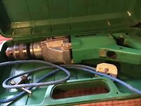 Heavy Duty Hitachi Drill & Drill Bits reduced to clear
