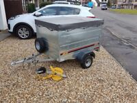Camping trailer 5ft x 3.5ft