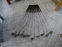 Golf Clubs (Right Handed) £1 each