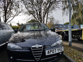 ALFA ROMEO 1.6 TWIN SPARK COLLEZIONE..fully serviced. Mot Expires 17th March 2018