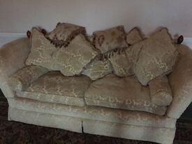 Sofas /matching pair