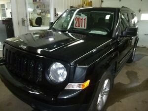 2011 Jeep Patriot north edition 4x4