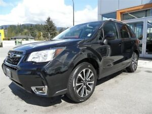 2018 Subaru Forester 2.0XT Touring w/EyeSight Package