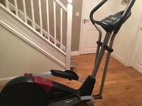 Professional gym cross trainer fully working