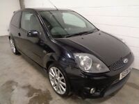 FORD FIESTA ST , 2008 REG , LOW MILES + FULL HISTORY , YEARS MOT , FINANCE AVAILABLE , WARRANTY