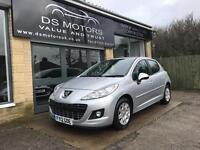 PEUGEOT 207/FSH/OUTSTANDING CONDITION