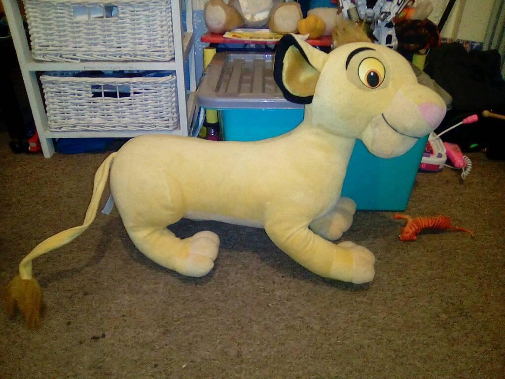 Disney Lion King teddy