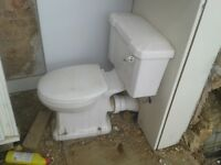 Toilet. Used. £ 30