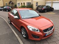 Volvo C30 Coupe D2 R-design *ONE OWNER* *EXTREME GOOD CONDITION*