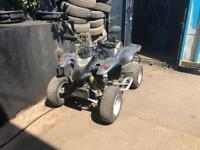 Quadbike QUADZILLA ROAD LEGAL 300cc 2006 CAN DELIVER ANYWHERE PART EX OFFERS EXT WELCOME HONDA KAWA