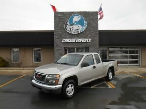 2007 GMC Canyon SL! FRESH MVI!