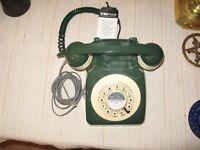 Retro Looking Digital Landline Phone