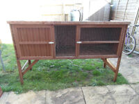 6ft Rabbit Hutch by The Hutch Company Dundee