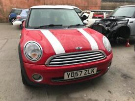 BMW Mini Cooper R56 breaking for spares
