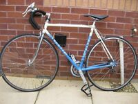 Classic Basso Italian road racer bicycle