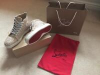 Womens Christian Louboutins trainers