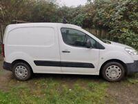 Peugeot, PARTNER, Panel Van, 2010, Manual, 1560 (cc)