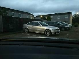 BMW 318ci sale/swap