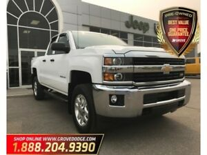 2015 Chevrolet Silverado 2500 LT| Cloth| CD Player| Back up Came