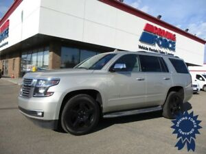2016 Chevrolet Tahoe LTZ 7 Passenger 4X4, Leather Seats, 5.3L