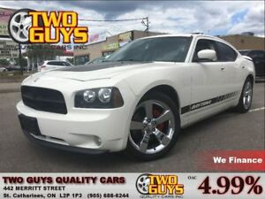 2009 Dodge Charger R/T DAYTONA STONE WHITE SUPER RARE COLOUR!