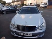 Mercedes benz s320 cdi 2008 sclass auto top spec
