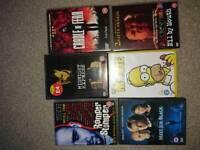Few dvds