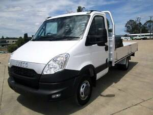 Iveco Daily 45C17 Iveco Daily Tray Glanmire Gympie Area Preview