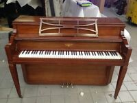 Hartmann upright piano