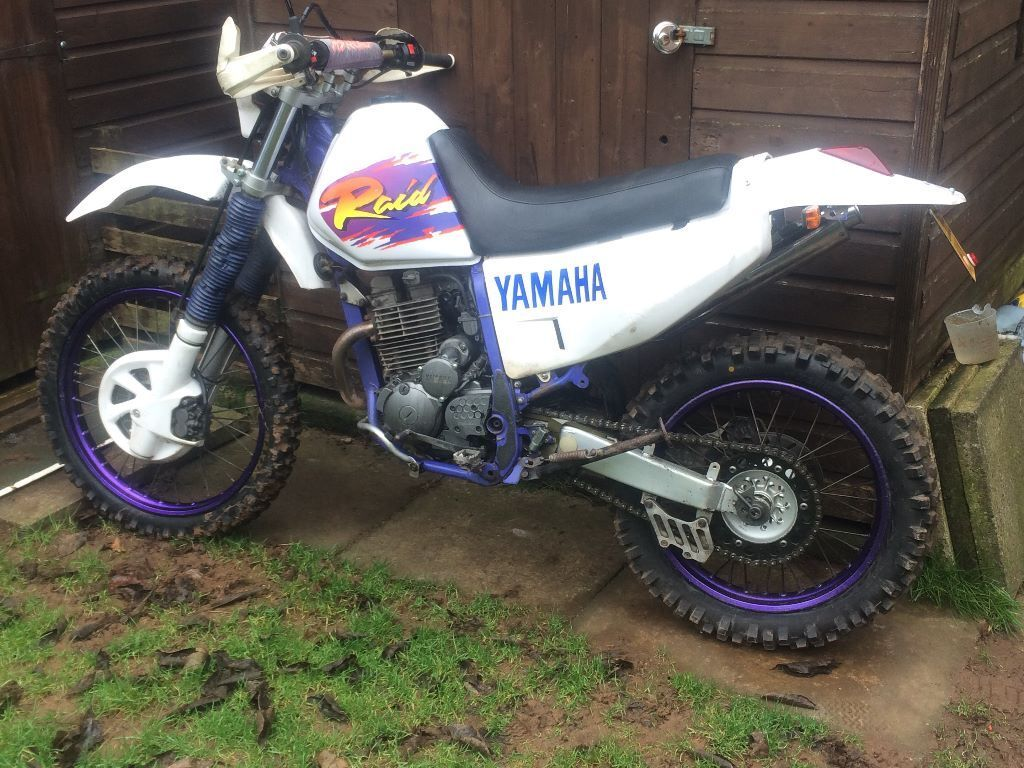 Yamaha ttr 250 raid in hucknall nottinghamshire gumtree for Yamaha ttr 250