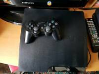 PLAY STATION 3 250GB + 19 GAMES