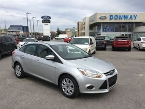 2013 Ford Focus SE 2.0L, CERTIFIED PRE-OWNED, 1 OWNER