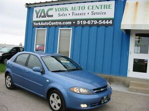 2006 Chevrolet OPTRA 5 H/B Auto A/C Cruise P/Group!