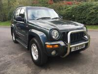 2001 Jeep Cherokee 3.7 Auto Limited Edition LPG Converted