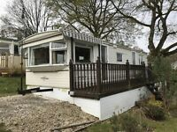 STATIC CARAVAN SITED ON LOVELY PARK NOT FAR FROM BEWDLEY. with SWIMMING POOLS AND CLUBHOUSE