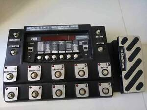 Digitech RP1000 switch / pedal system Moggill Brisbane North West Preview