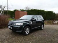 Land Rover Freelander 2 - 2012 one owner car with only 42,000 miles