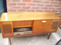 alba 9002 radiogram ( £25)
