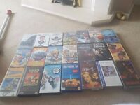 VHS Video's