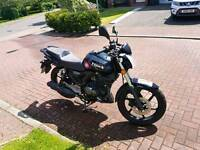 KSR worx motorbike 125cc