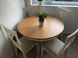 *REDUCED* Brand New Dining Table Chairs RRP £525
