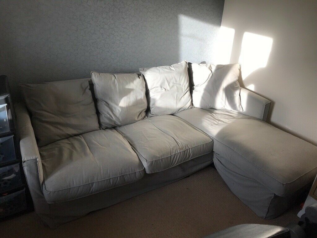 Stupendous Ikea Harnosand Corner Sofa In Exeter Devon Gumtree Interior Design Ideas Jittwwsoteloinfo
