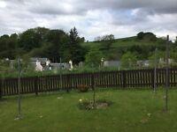 Nice flat in beautiful village swap to Midlothian.