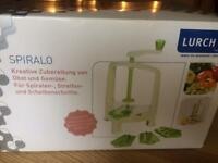 Vegetable Spiralizer - Lurch Spiralo